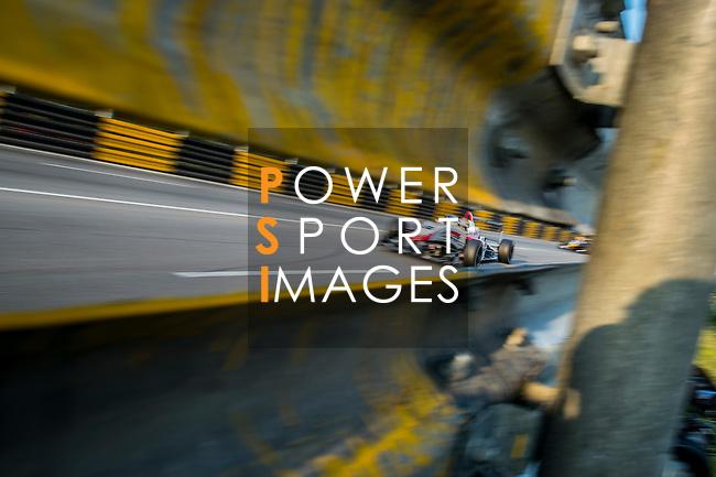 Pilot races the Formula 3 Macau Grand Prix during the 61st Macau Grand Prix on November 16, 2014 at Macau street circuit in Macau, China. Photo by Aitor Alcalde / Power Sport Images