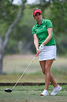 Gaby Lopez (MEX) watches her tee shot on 5 during round 4 of the 2019 US Women's Open, Charleston Country Club, Charleston, South Carolina,  USA. 6/2/2019.<br /> Picture: Golffile | Ken Murray<br /> <br /> All photo usage must carry mandatory copyright credit (© Golffile | Ken Murray)