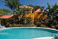 Dominikanische Republik, Hotel Secret Garden zwischen Sosua und Cabarete, im Norden