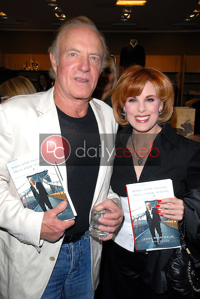 James Caan and Kat Kramer<br />