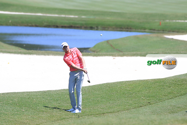 Daniel Berger (GER)  during the Third Round of The Players, TPC Sawgrass, Ponte Vedra Beach, Jacksonville.   Florida, USA. 14/05/2016.<br /> Picture: Golffile | Mark Davison<br /> <br /> <br /> All photo usage must carry mandatory copyright credit (&copy; Golffile | Mark Davison)