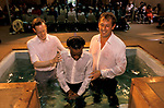 BAPTISM IN TEMPLE KENSINGTON,