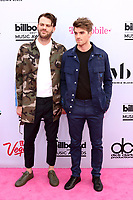 LAS VEGAS - MAY 21:  Alex Pall, Andrew Taggart at the 2017 Billboard Music Awards - Arrivals at the T-Mobile Arena on May 21, 2017 in Las Vegas, NV