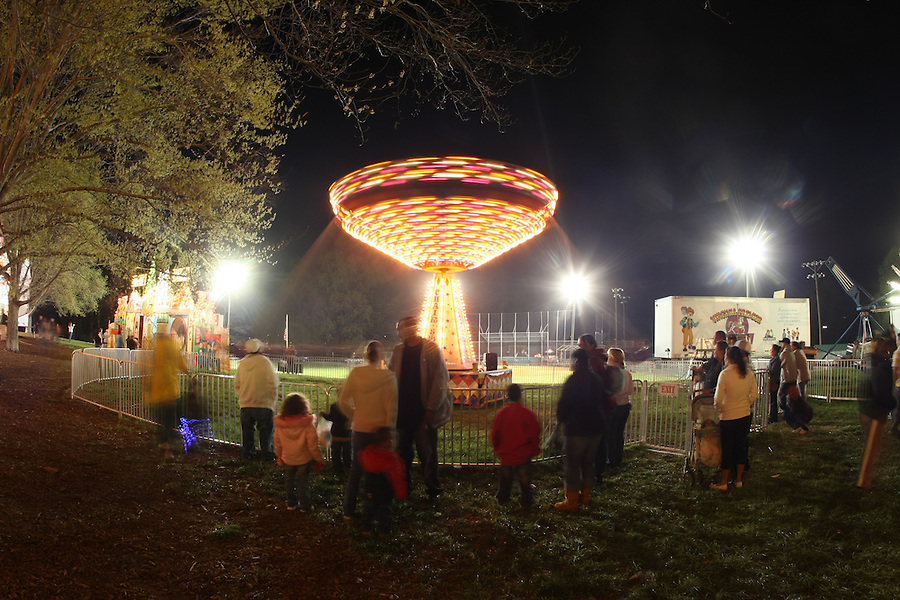 The dogwood festival in Charlottesville, Va. Credit Image: © Andrew Shurtleff