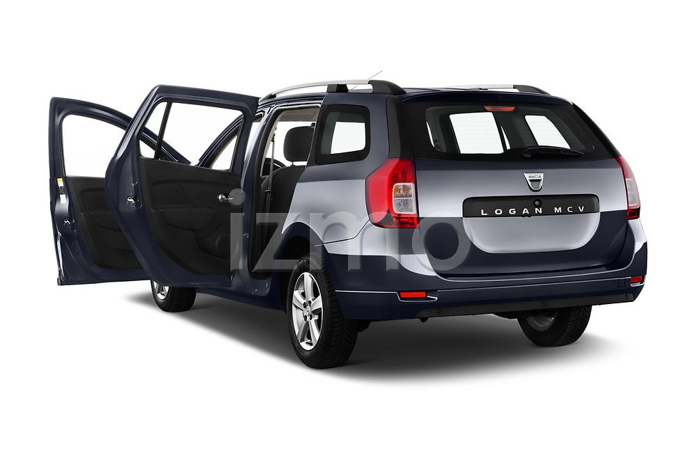 Car images of 2017 Dacia Logan-MCV Laureate 5 Door Wagon Doors