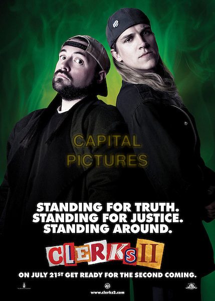 POSTER ART.in Clerks II (2).*Editorial Use Only*.www.capitalpictures.com.sales@capitalpictures.com.Supplied by Capital Pictures.