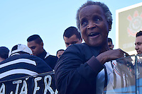 SÃO PAULO,SP - 17.07.2016 - CORINTHIANS-SÃO PAULO, Torcedores do Corinthians, durante partida válida, pela décima quinta rodada do Campeonato Brasileiro 2016, na Arena Itaquera, em São Paulo, na tarde deste domingo,17. (Foto: Eduardo Carmim/Brazil Photo Press)