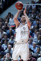 Real Madrid's Felipe Reyes during Euroleague 2012/2013 match.January 11,2013. (ALTERPHOTOS/Acero) /NortePhoto