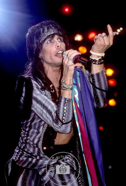 Steven Tyler of Aerosmith, 1988