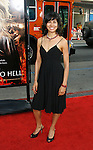 "HOLLYWOOD, CA. - May 12: Flor de Maria Chahua arrives at the premiere of Universal Pictures' ""Drag Me To Hell"" at Grauman's Chinese Theatre on May 12, 2009 in Hollywood, California."