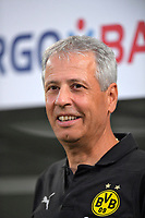 20.08.2018, Football DFB Pokal 2018/2019, 1. round, SpVgg Greuther Fuerth - Borussia Dortmund, Sportpark Ronhof in Fuerth. Trainer Lucien Favre (Dortmund)<br />