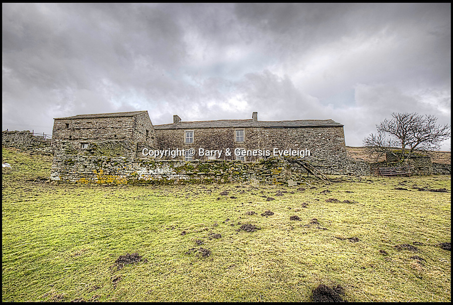 BNPS.co.uk (01202 558833)<br /> Pic: Barry&GenesisEveleigh/BNPS<br /> <br /> High Smithy Holme, Muker, Richmond.<br /> <br /> Loving owners are being sought for hundreds of historic but crumbling buildings across Britain in a desperate bid to prevent them from being lost forever.<br /> <br /> A host of long-forgotten properties from all over the country feature in a newly-compiled 'lonely hearts' list of once-great places which have fallen into disrepair.<br /> <br /> The neglected buildings urgently in need of new owners include listed country piles, cottages and farmhouses, churches and chapels, pubs, shops, a former rifle range and even an WWII anti-aircraft supply depot.<br /> <br /> One hundred dilapidated and threatened buildings have been chronicled in a new book called Falling in Love published by campaign group Save Britain's Heritage in the hope of attracting buyers for them.