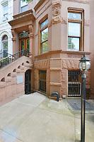 Entrance to 266 Hancock Street