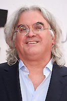 "director, Paul Greengrass<br /> arrives for the ""Jason Bourne"" premiere at the Odeon Leicester Square, London.<br /> <br /> <br /> ©Ash Knotek  D3139  11/07/2016"