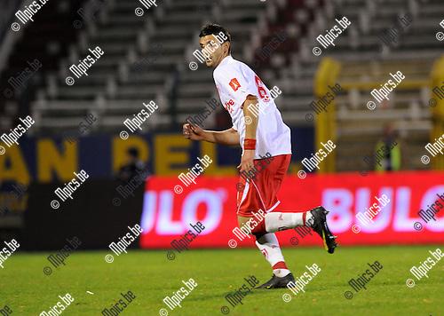 2010-11-06 / Voetbal / seizoen 2010-2011 / R Antwerp FC - FC Brussels / Saïd Abbou..Foto: Mpics