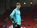 - Barclays Premier League - Liverpool vs Chelsea - Anfield Stadium - Liverpool - England - 8th November 2014  - Picture Simon Bellis/Sportimage