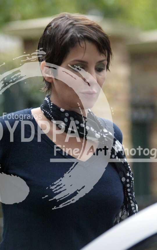 LONDON <br />PICTURES BY: ROB KEARNEY/EAGLEPRESS<br />PLEASE CREDIT ALL USES<br />----------------------------------<br />SADIE FROST WITH HER LATEST HAIRCUT LEAVING HER HOUSE IN NORTH LONDON<br />----------------------------------<br />CONTACT:  JAVIER MATEO <br />16 NORTH POLE ROAD<br />LONDON W10 6QL<br />MOBILE: +44 778651 4443<br />EMAIL: photos@eaglephoto.co.uk