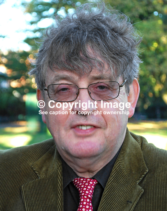 Paul Muldoon, poet, born 20th June 1951, Portadown, N Ireland. At Princeton University, New Jersey, USA, he is both the Howard G. B. Clark &rsquo;21 Professor in the Humanities and chair of the Lewis Center for the Arts. Prior to this he was Oxford Professor of Poetry, 1999-2004. 201111085641.<br />