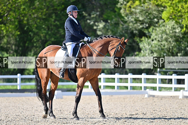 Class 10. British dressage. Brook Farm Training Centre. Essex. UK. 12/05/2019. ~ MANDATORY Credit Garry Bowden/Sportinpictures - NO UNAUTHORISED USE - 07837 394578