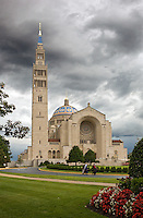 Washington DC  National Shrine