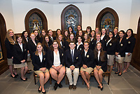 Sigma Phi Sigma Induction Ceremony_9-30-17