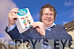 NEW BOOK: Gabriel Fitzmaurice from Moyvane launching his new children's book Do Teachers go to the Toilet Too?