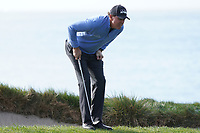 Phil Mickelson (USA) during the third round of the AT&T Pro-Am, Pebble Beach, Monterey, California, USA. 07/02/2020<br /> Picture: Golffile | Phil Inglis<br /> <br /> <br /> All photo usage must carry mandatory copyright credit (© Golffile | Phil Inglis)