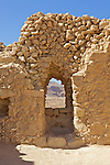 Columbarium Tower, Masada's Dovecot