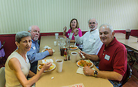 Friends of Orangeburg- FOO - social gathering at Dukes BBQ in Orangeburg, SC