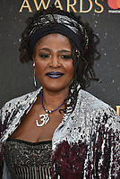 Sharon D Clarke<br /> The Olivier Awards 2018 , arrivals at The Royal Albert Hall, London, UK -on April 08, 2018.<br /> CAP/PL<br /> &copy;Phil Loftus/Capital Pictures
