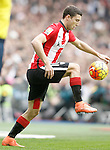 Athletic de Bilbao's Oscar de Marcos during La Liga match. February 13,2016. (ALTERPHOTOS/Acero)