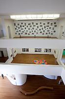 Porto Alegre_RS, Brasil...Museu Ibere Camargo em Porto Alegre, Rio Grande do Sul...Ibere Camargo Museum in Porto Alegre, Rio Grande do Sul...Foto: MARCUS DESIMONI / NITRO