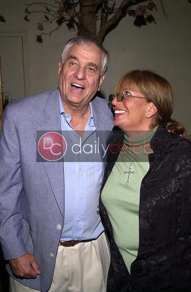 Garry Marshall and Penny Marshall