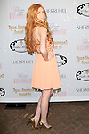 LOS ANGELES - APR 27: Katherine McNamara at Ryan Newman's Glitz and Glam Sweet 16 birthday party at the Emerson Theater on April 27, 2014 in Los Angeles, California