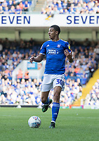 Myles Kenlock of Ipswich Town during Ipswich Town vs Sunderland AFC, Sky Bet EFL League 1 Football at Portman Road on 10th August 2019