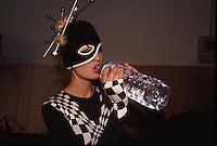 sfilata moda Milano anni '90