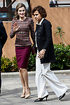 20170321. Queen Letizia at Spanish documentation center on disability.