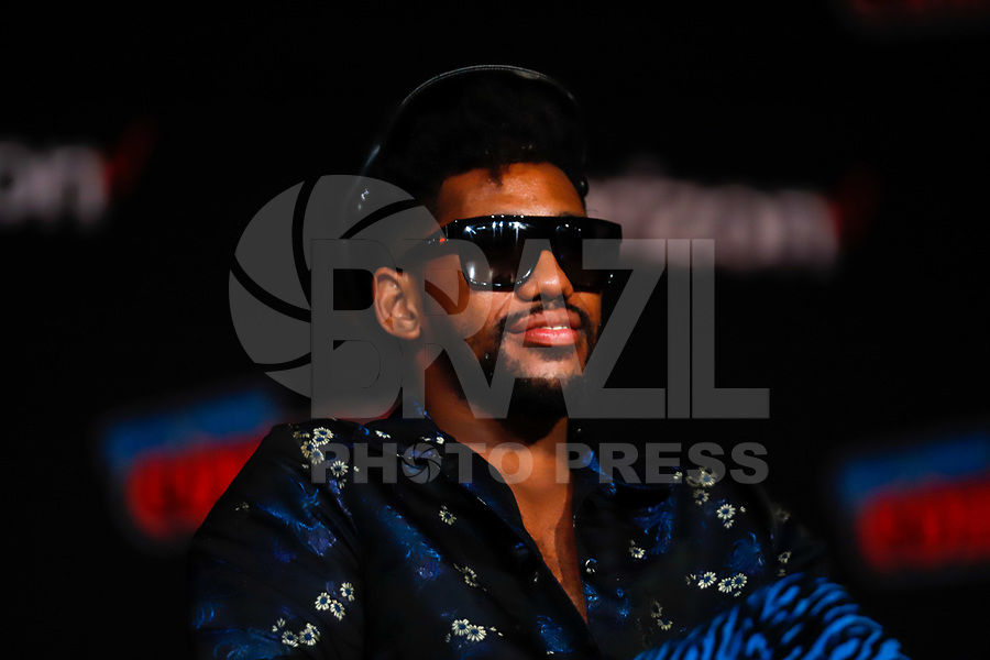 NOVA YORK, EUA, 05.10.2018 - COMIC-CON - Brandon Mychal Smith durante a Comic Con no Jacob K. Javits Convention Center em Nova York nos Estados Unidos nesta sexta-feira, 05. (Foto: Vanessa Carvalho/Brazil Photo Press)