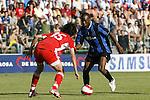 DB BRUNICO (BZ) 17/07/2007 - AMICHEVOLE / INTER-NAZIONALE OLIMPICA CINESE / SUAZO / FOTO SPORT IMAGE..Training..Training - Internazionale..1st January, 1970..--------------------..Sportimage +44 7980659747..admin@sportimage.co.uk..http://www.sportimage.co.uk/
