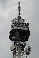 - antenna della RAI, Radio Televisione italiana in corso Sempione....- antenna of RAI, Italian Radio Television in Sempione avenue..