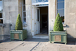Royal Crescent hotel, Bath, England