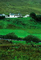 Farm house. Ireland