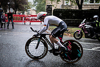Lisa Klein (DEU) on her way to a 5th place<br /> Elite Women Individual Time Trial<br /> <br /> 2019 Road World Championships Yorkshire (GBR)<br /> <br /> ©kramon