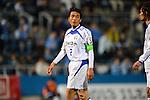 Takahiro Yamaguchi (V Varen),.APRIL 17, 2013 - Football /Soccer : 2013 J.LEAGUE Division 2 ,9th sec match between Yokohama FC 1-2 V Varen Nagasaki at NHK Spring Mitsuzawa Football Stadium, Kanagawa, Japan. (Photo by Jun Tsukida/AFLO SPORT).