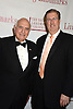 honoree Ken Langone and John Bravman attends the New York Landmarks Conservancy's 22nd Living Landmarks Gala on November 5, 2015 at The Plaza Hotel in New York, New York. USA<br /> <br /> photo by Robin Platzer/Twin Images<br />  <br /> phone number 212-935-0770