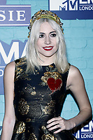 www.acepixs.com<br /> <br /> November 12 2017, London<br /> <br /> Pixie Lott arriving at the 2017 MTV Europe Music Awards at the SSE Arena on November 12 2017 in Wembley, London.<br /> <br /> By Line: Famous/ACE Pictures<br /> <br /> <br /> ACE Pictures Inc<br /> Tel: 6467670430<br /> Email: info@acepixs.com<br /> www.acepixs.com