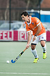 WASSENAAR - Hoofdklasse hockey heren, HGC-Bloemendaal (0-5).  Jamie Dwyer (Bldaal)     COPYRIGHT KOEN SUYK