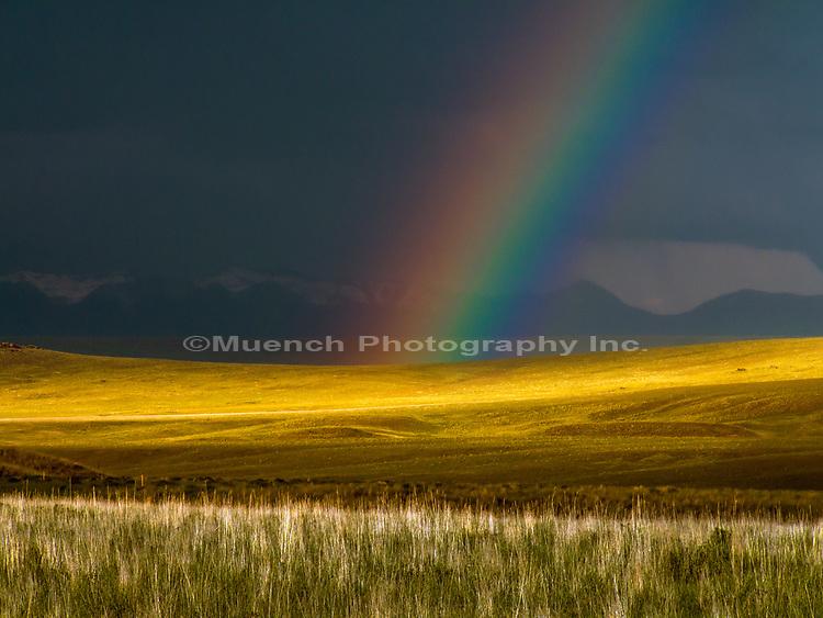 Rainbow,Madison Range,Montana