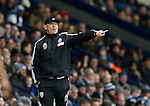 Tony Pulis manager of West Bromwich Albion - English Premier League - West Bromwich Albion vs Manchester Utd - The Hawthorns Stadium - West Bromwich - England - 6th March 2016 - Picture Simon Bellis/Sportimage