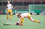 AMSTELVEEN - Hockey - Hoofdklasse competitie dames. AMSTERDAM-DEN BOSCH (3-1). Ireen van den Assem (Den Bosch)    COPYRIGHT KOEN SUYK